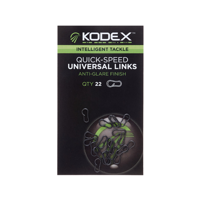 KODEX Quick-Speed Universal Link (22pc pkt)