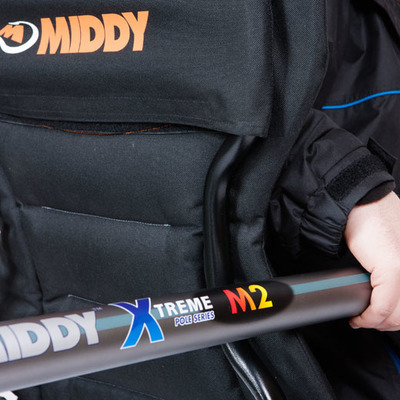MIDDY Xtreme M2 MKII 10m Pole Package