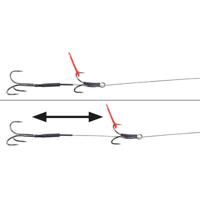 Brand New Kodex Snap Tackle trace Rigs toutes disponibles Taille 10 8 6 /& 4