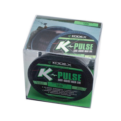 KODEX K-Pulse Mainline 18lb/0.33mm (1000m)